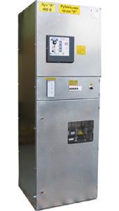 ...АВР на стороне 0,4... АВР предназначены для автоматического взаимного резервирования питания секций 0,4 кВ...